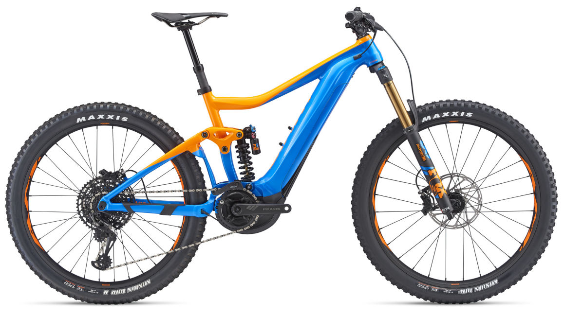 occasione GIANT Trance SX E+ PRO demo bike