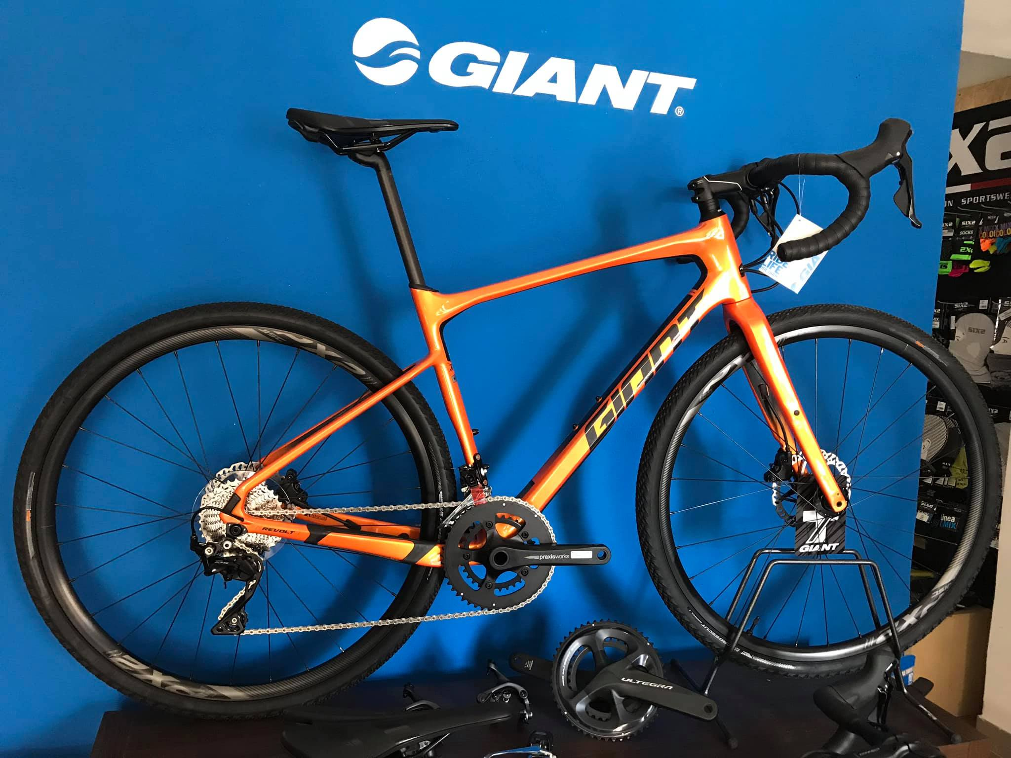 giant revolt advanced 2 2019 Ristorocycles Pinerolo, Torino