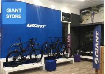giant store Ristorocycles vendita bici da corsa, gravel, mtb e bici elettriche Giant a Pinerolo, Torino