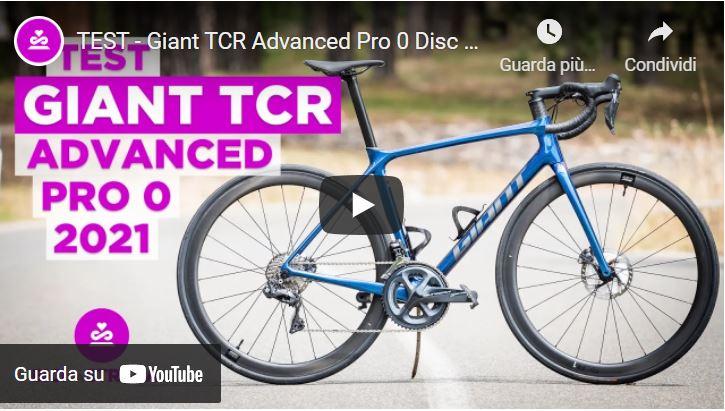 tcr advanced disc 0 2021