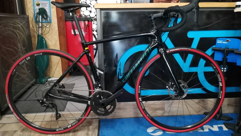Specialized Roubaix 2019 usata. Ristorocycles vendita bici nuove e usate a Pinerolo, Torino